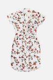 Dolores Tulip Print Dress