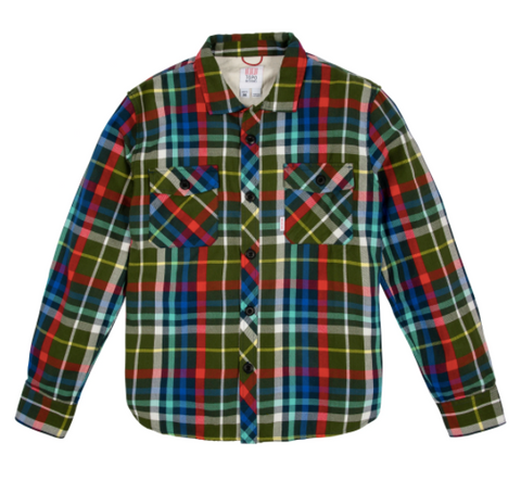 Field Shirt Plaid