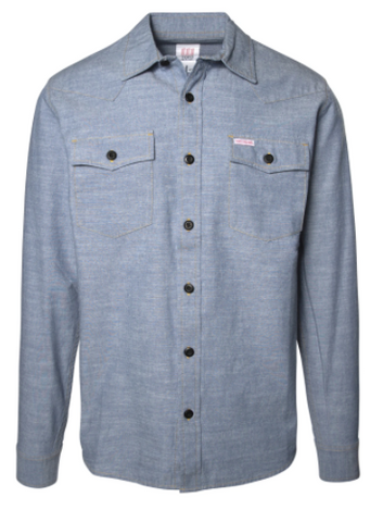 Mountain Shirt Chambray - Men's