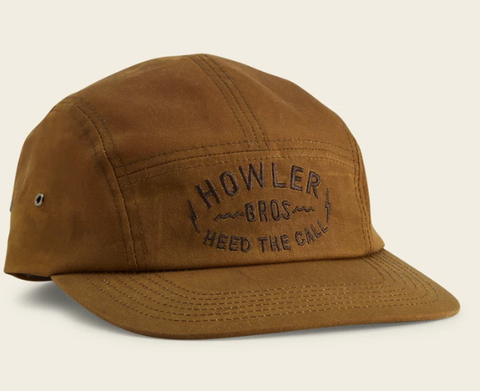 Howler Camper Hat 5 Panel