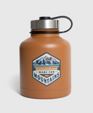 32 oz. Insulated Steel Growler