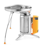 Campstove Complete Cook Kit - Portable Wood Cooking System