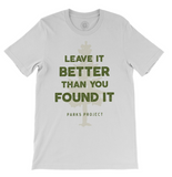 Leave it Better Tee - Cabin Fever Outfitters