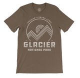 Glacier Crown Jewel Tee - Cabin Fever Outfitters