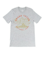 Grand Teton Tee - Cabin Fever Outfitters