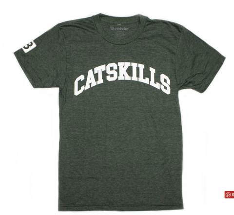 Catskills Arch Tee - Cabin Fever Outfitters
