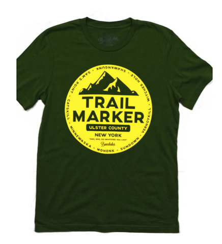 Trailmarker Tee - Cabin Fever Outfitters