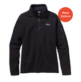 Men's Better Sweater Fleece 1/4 Zip - Cabin Fever Outfitters