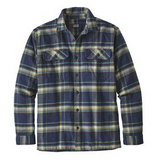 M's LS Fjord Flannel Shirt - Cabin Fever Outfitters