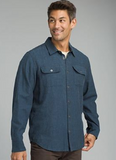 PrAna Men's Lybeck Flannel - Cabin Fever Outfitters