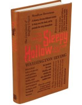 Sleepy Hollow Word Cloud Classics Edition - Cabin Fever Outfitters