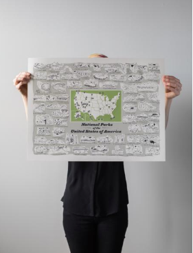 Brainstorm Prints - Cabin Fever Outfitters