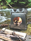 Stoker Flat Pack Stove - Cabin Fever Outfitters