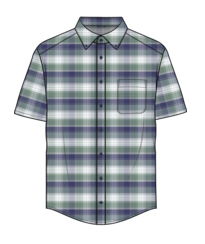Fife S/S Travel Shirt - Cabin Fever Outfitters
