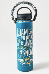 United by Blue 22 oz Stainless Steel Bottle - Cabin Fever Outfitters
