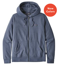 Patagonia Men's P-6 Label Lightweight Full-Zip Hoody - Cabin Fever Outfitters