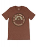 Arches Sunrays Tee - Cabin Fever Outfitters