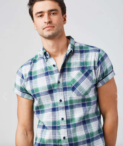 Kinghorn S/S Travel Shirt - Cabin Fever Outfitters