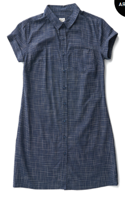 Loren Classic Shirt Dress - Cabin Fever Outfitters