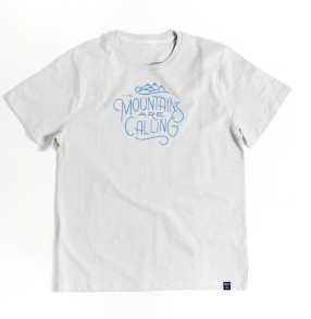 Men's The Mountains Are Calling Tee - Cabin Fever Outfitters