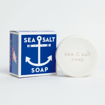 Sea Salt Soap - Cabin Fever Outfitters