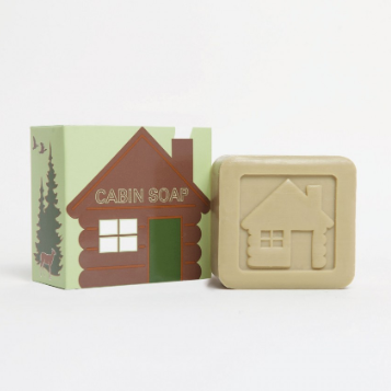 The Cabin Soap - Cabin Fever Outfitters