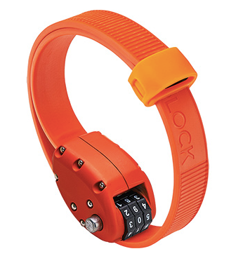 "Ottolock Cinch Lock 18"" Orange - Cabin Fever Outfitters"