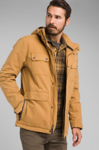 Bronson Towne Jacket - Cabin Fever Outfitters
