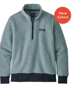 Woolyester Fleece Pullover Women's - Cabin Fever Outfitters