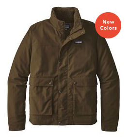 Patagonia Maple Grove Canvas Jacket - Cabin Fever Outfitters