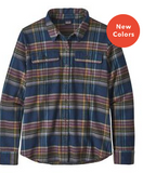Women's LS Fjord Flannel Shirt - Cabin Fever Outfitters