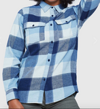 Women's United by Blue Responsible Flannel - Cabin Fever Outfitters