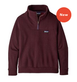 W's Woolie Fleece Pullover - Cabin Fever Outfitters