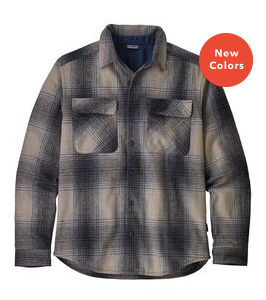 Recycled Wool Shirt - Cabin Fever Outfitters
