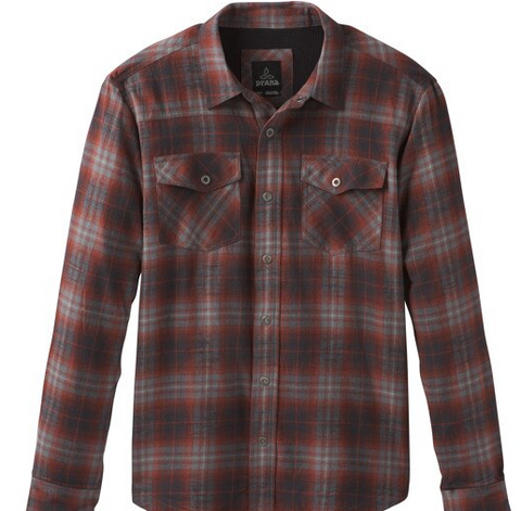 Asylum Flannel - Cabin Fever Outfitters