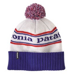 Powder Town Beanie - Cabin Fever Outfitters