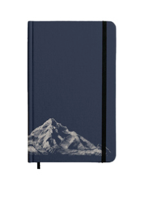 Traveller Journal Signature Navy - Cabin Fever Outfitters