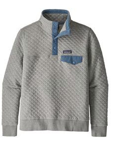 Patagonia Women's Organic Cotton Quilt Snap-T® Pullover - Cabin Fever Outfitters