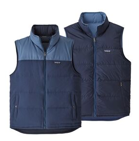 Patagonia Men's Reversible Bivy Down Vest - Cabin Fever Outfitters