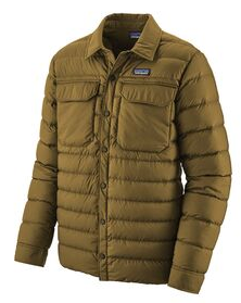 Patagonia Men's Silent Down Shirt Jacket - Cabin Fever Outfitters