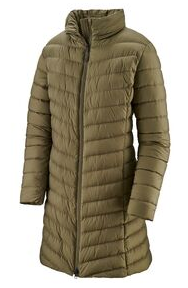 Patagonia Women's Silent Down Parka - Cabin Fever Outfitters