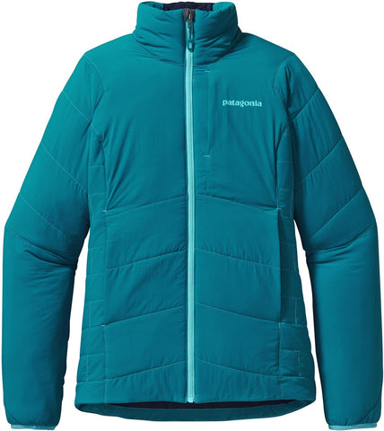 W's Nano-Air Jacket - Cabin Fever Outfitters