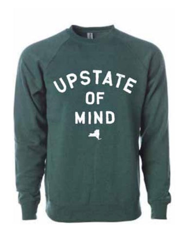 Upstate Of Mind Sweatshirt - Cabin Fever Outfitters