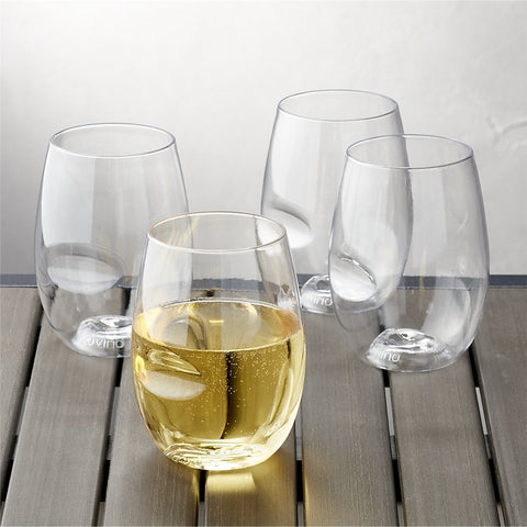 Govino Beer & Wine Glasses - Cabin Fever Outfitters
