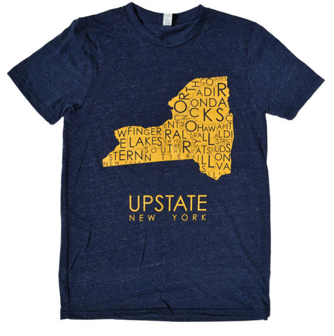 MW Upstate Tee - Cabin Fever Outfitters