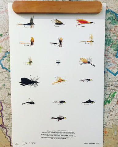 Fly Fishing Flies of the Catskills - Cabin Fever Outfitters