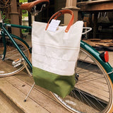 Bike Tote Pannier - Cabin Fever Outfitters