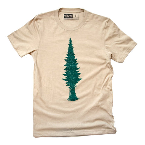 Mighty Pine Tee - Cabin Fever Outfitters