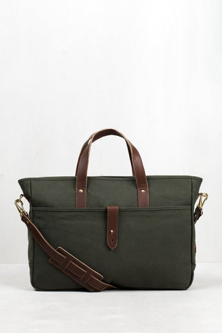 United By Blue Hawthorn Laptop Bag - Cabin Fever Outfitters