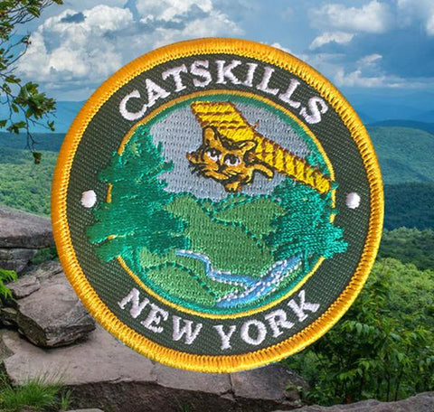 Catskills Patch from BPH - Cabin Fever Outfitters